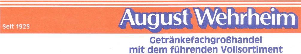 August Wehrheim