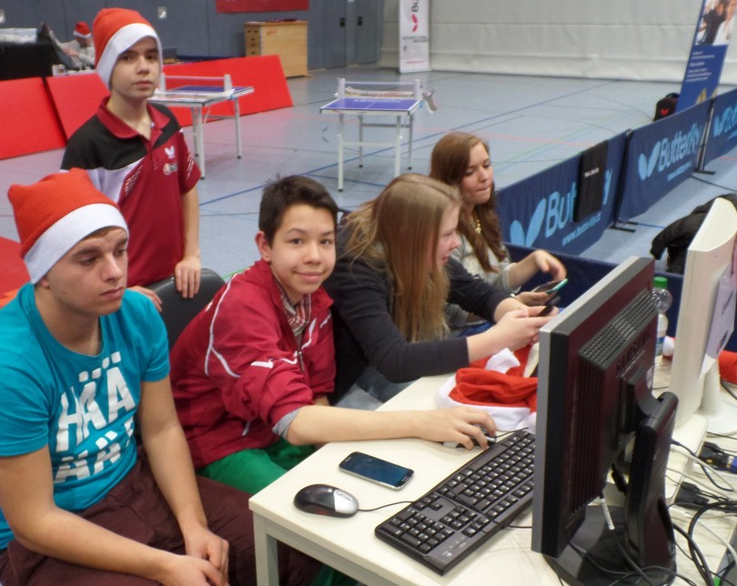 Unser Liveticker-Team