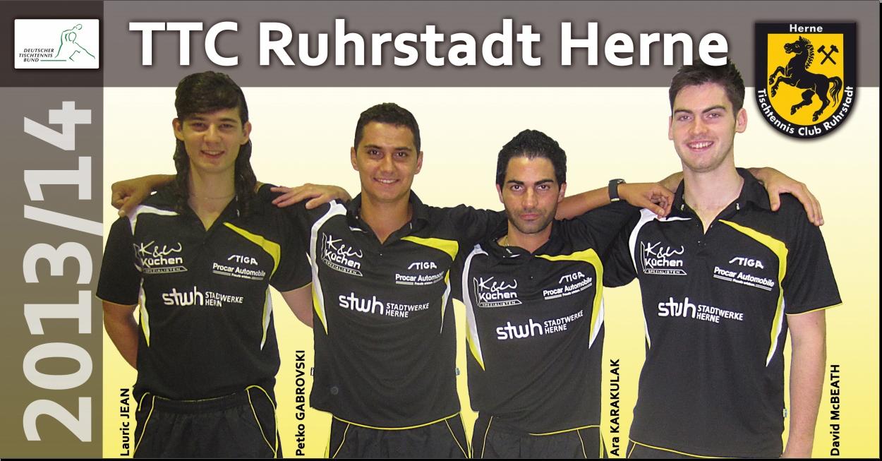 Team TTC Ruhrstadt Herne