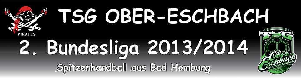 Logo Pirates TSG Ober-Eschbach Handball Frauen