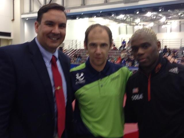 /Keini mit Schiedsrichter und Wally Green.jpg