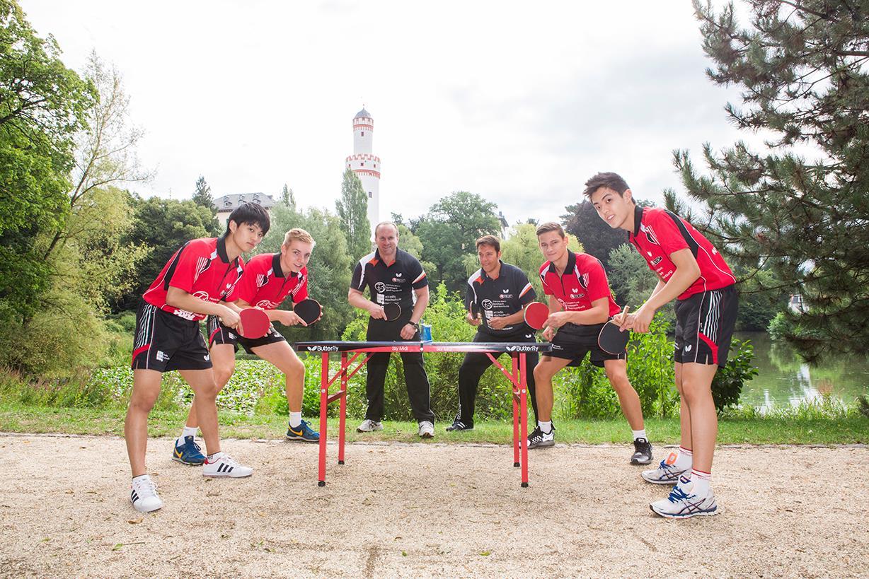 Bundesliga Mannschaft 2015-2016