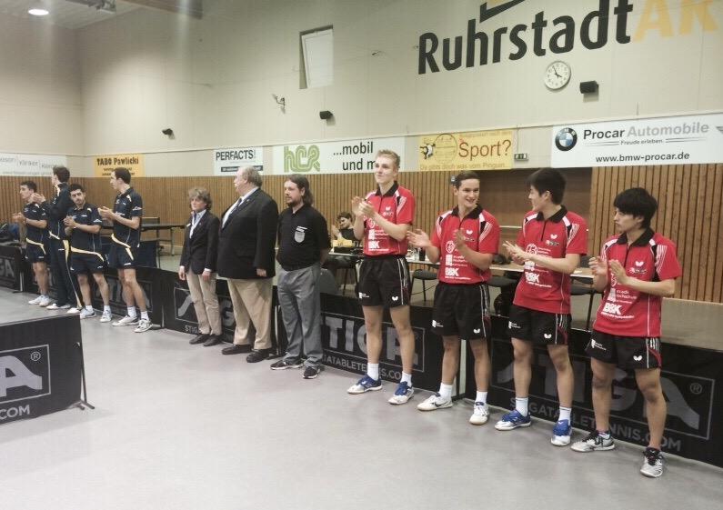 Vorstellung der Teams
