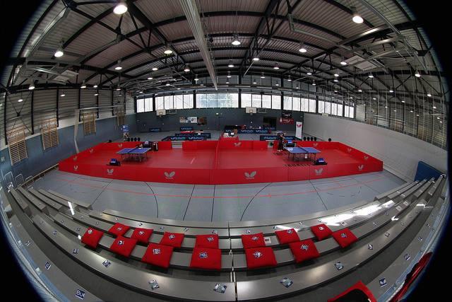 Wingert-Sporthalle