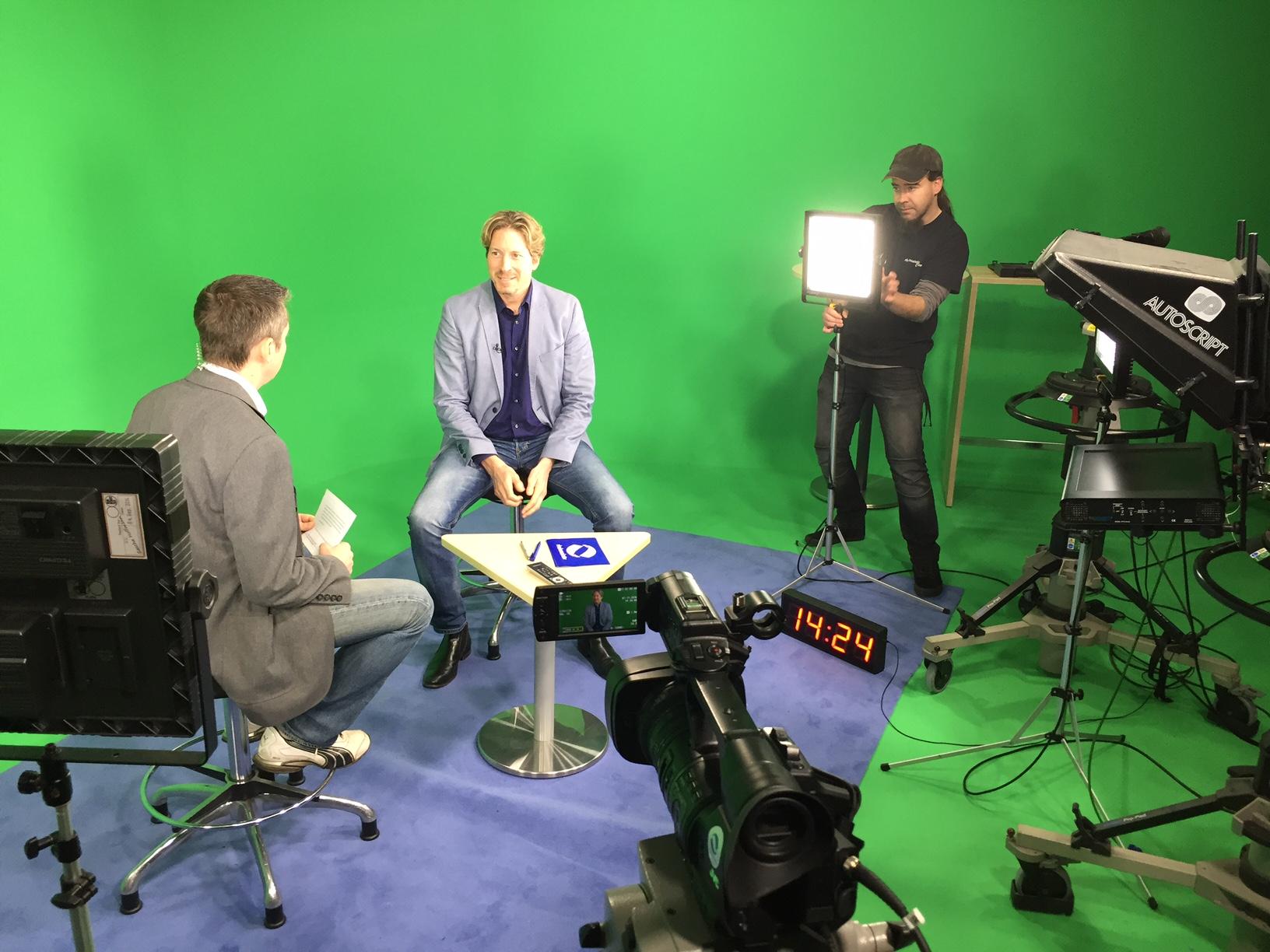 Jo Herrmann (Teammanager) im Interview mit Rhein-Main TV