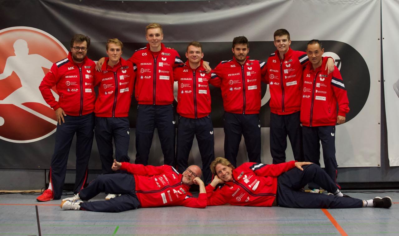 Bundesliga-Mannschaft