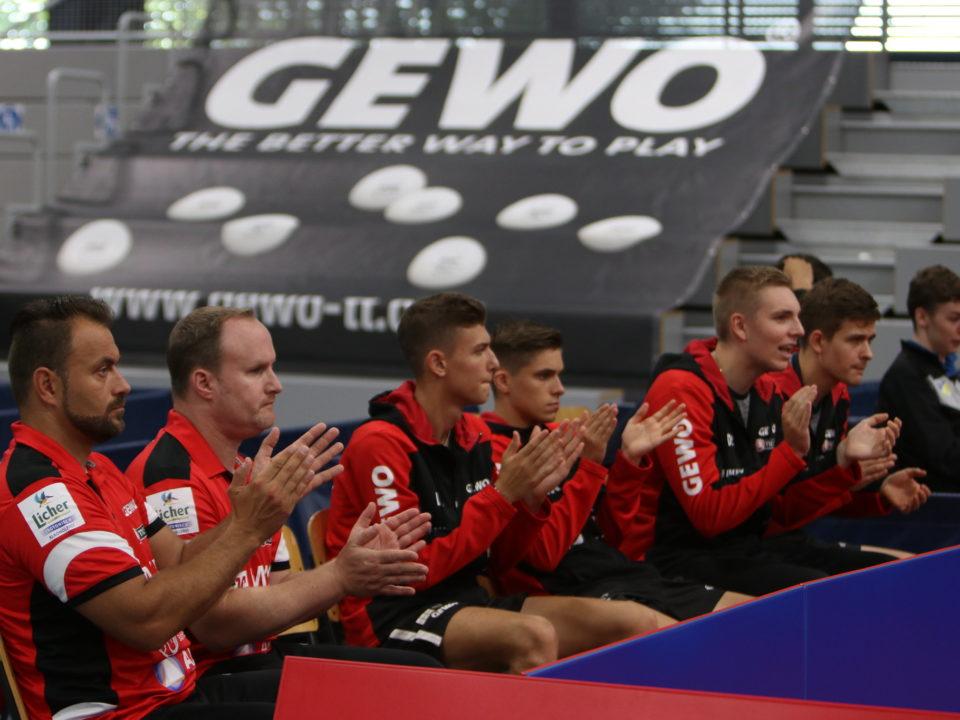 GEWO Mannschaft