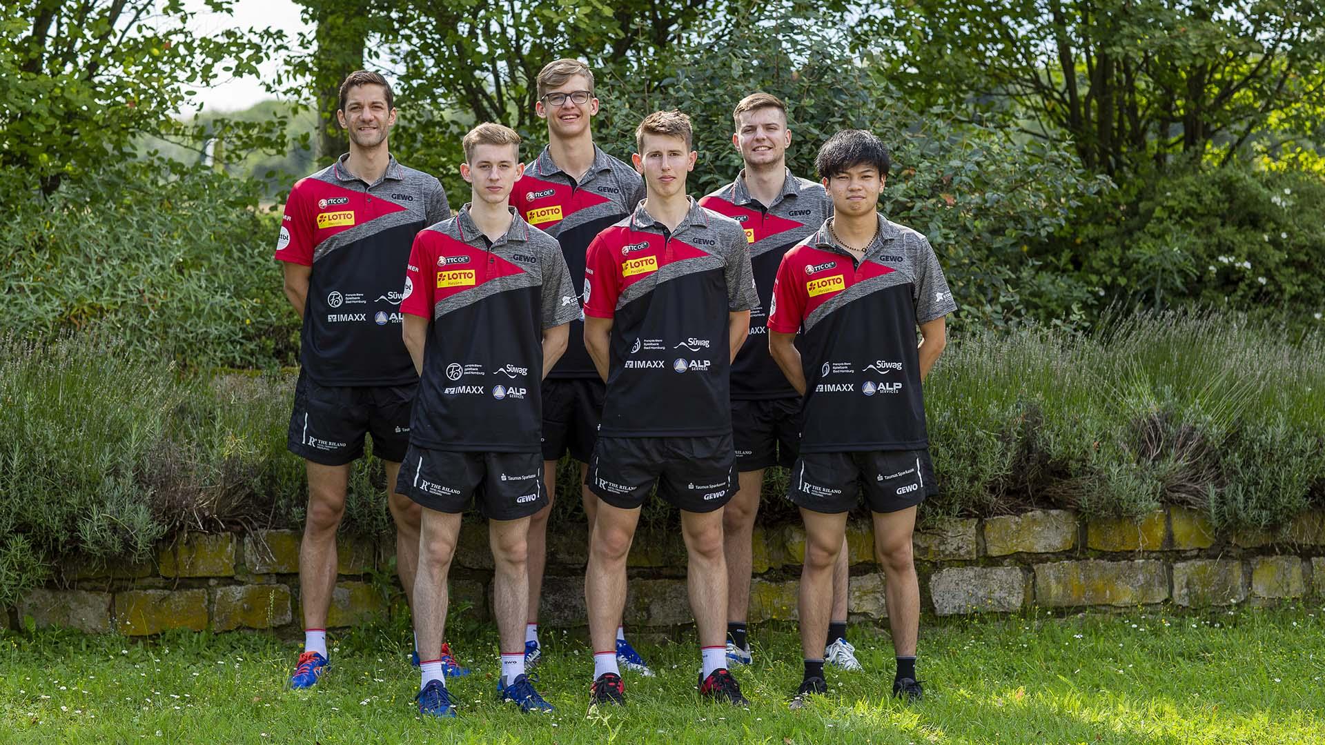 TTBL Mannschaft 2021-2022